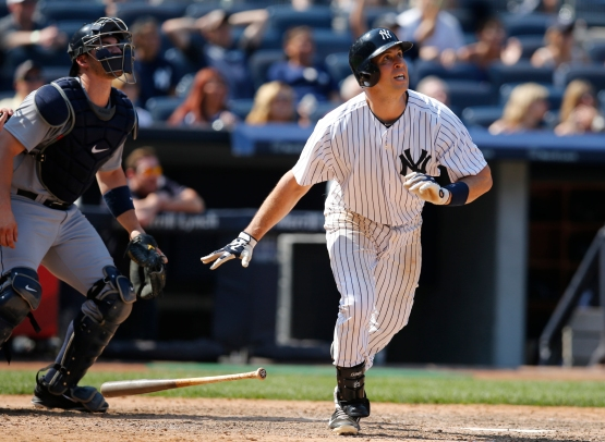 Mike Zunnino, Mark Teixeira
