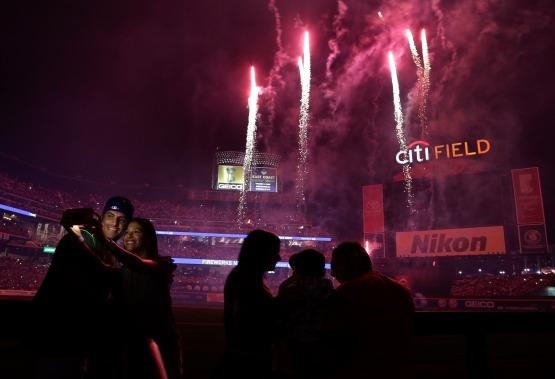 APTOPIX Cubs Mets Baseball